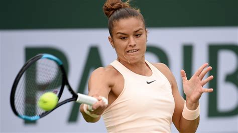 Well-backed Maria Sakkari could down struggling Kontaveit ...
