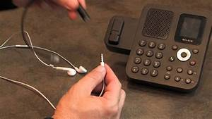 Iphone And Smartphone Headset To Office Phone