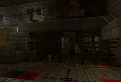 redstone mansion map for minecraft pe maps