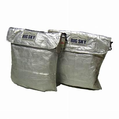 Pouch Bag Freezer Sky Insulite Insulated Cozy