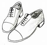 Shoes Shoe Draw Drawing Tennis Sketch Dance Pair Easy Drawings Outline Heels Step Nike Wikihow Anime Tips Irish Male Clipart sketch template