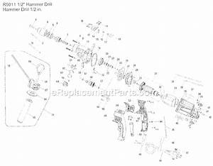 Motor Wiring Diagram For Ridgid : ridgid 1 2 hammer drill r5011 ~ A.2002-acura-tl-radio.info Haus und Dekorationen