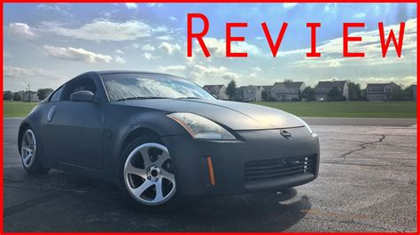 all car manuals free 2004 nissan 350z head up display 2004 nissan 350z review youtube