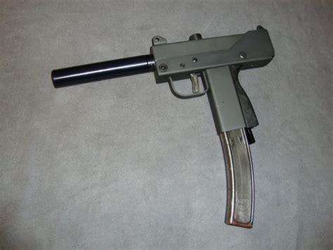 machinegun mpa mini lr  barrel  magazine