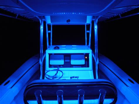 Boat Lights Location by Led Lighting The Hull Boating And Fishing Forum
