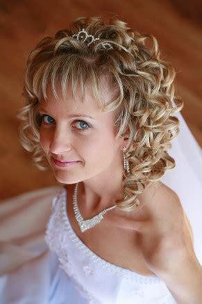 wedding hairstyle with big curls jpg