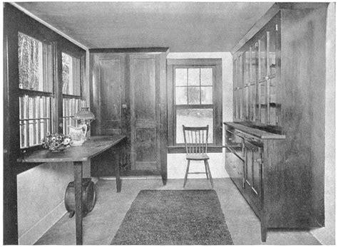 1900 Kitchen   Kitchen from 1915 Craftsman magazine