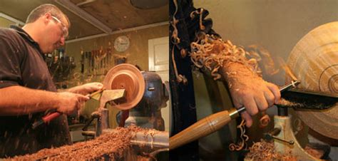 mick hanbury woodturning