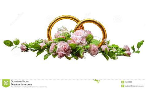 wedding ornaments   car stock photo image