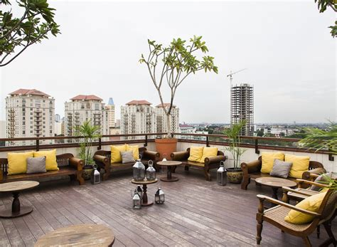 cool rooftop event spaces  jakarta
