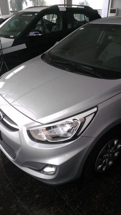 Brand New Hyundai Accent  Autos Nigeria