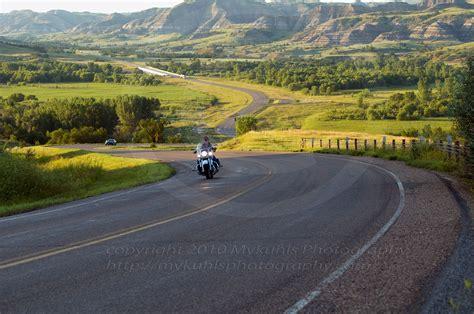Ride The Most Scenic Route In North Dakota