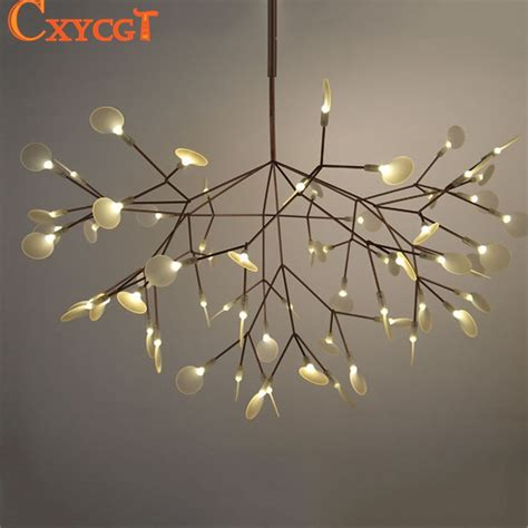 tree branch chandelier ᐂmodern led large ᗜ Lj branch branch tree chandeliers