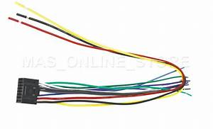 Wire Harness For Kenwood Kdc