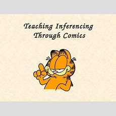 Inference Skills Through Comics By Gina Rochell Tpt