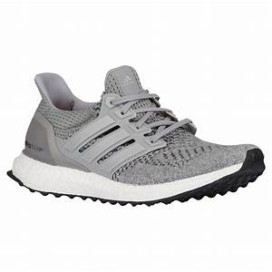The adidas Ultra Boost Grey/ Silver Metallic is Available ...
