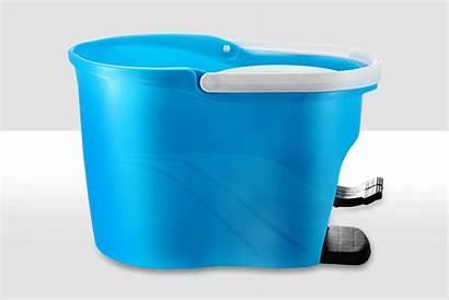 Mop Spin Bucket Degree Dry Heads Floor