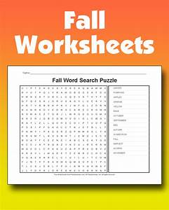 fall worksheets free at primarygames