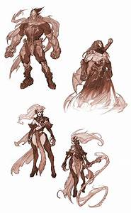 Darksiders - Characters