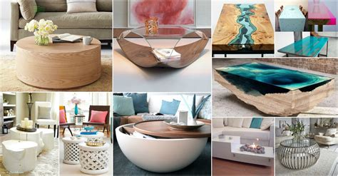 Nobody will argue that g4 towers were once a perfect geek companion, why not preserve its essence by recycling it as an elegant support for an unique coffee table idea? Brilliant Eye-Catching Unique Coffee Tables That Will ...