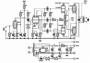 Esquemas Amplificador Valvulado