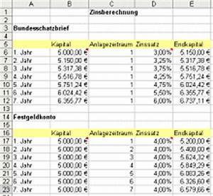 Excel Tabelle Berechnen Lassen : excel tabelle sparplan download chip ~ Themetempest.com Abrechnung