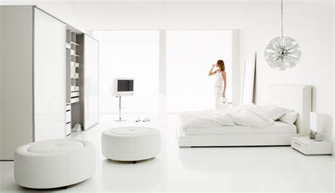 chambre moderne blanche côté déco vous avez carte blanche i fil home