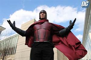Fantastic Magneto Cosplay - Project-Nerd
