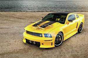 2008 Ford Mustang GT - Sharp-Dressed Stang