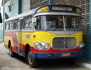 Old Mercedes-Benz Buses