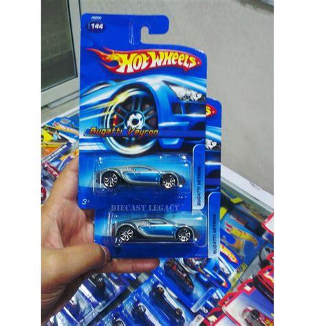 Diecast car w/led display welly bugatti chiron, silver w alloy model 1:32. Hot Wheels Bugatti - INFO DAN TIPS