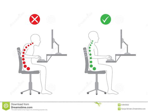 posture bureau how to fix sitting posture reduce lower back