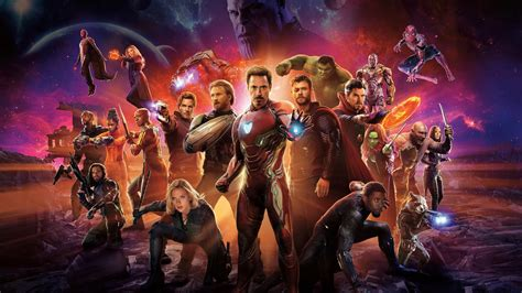 Ver Vengadores: Infinity War Pelicula Completa En Español
