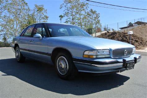 1992 Buick Lesabre For Sale by 1992 Buick Lesabre Custom Sedan For Sale In El Cajon