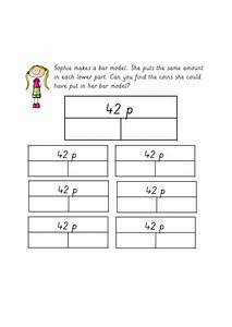 Year 2 Large Lesson Bundle Money Using Bar Model And Part Whole Diagram By Missjg133