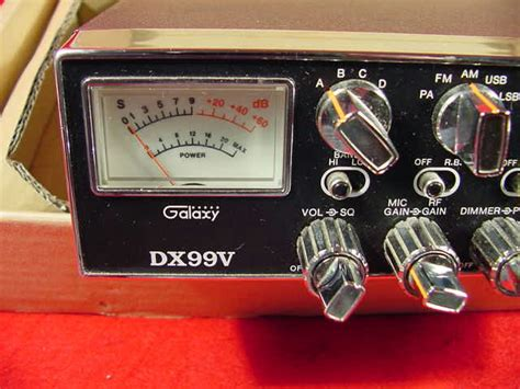 galaxy dx99v cb ssb radio ebay
