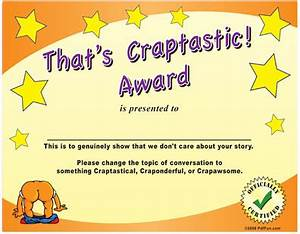 related keywords suggestions for joke awards With joke certificate templates