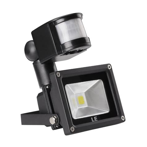 best rated motion sensor security light le 10w motion sensor security light led flood lights