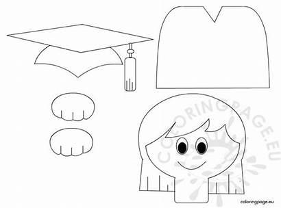 Graduation Kindergarten Preschool Template Crafts Templates Teacher