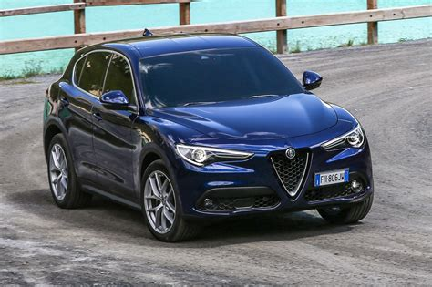 alfa romeo stelvio  review  car magazine