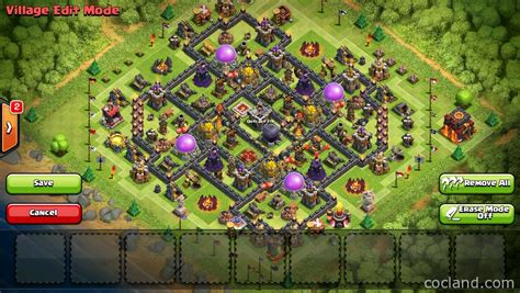 clash of clans best th10 farming base 2015 the turbine majestic farming war base for th10 clash of clas