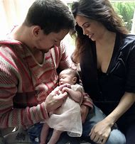 Jenna Dewan and Channing Tatum Daughter