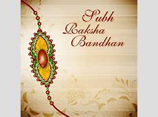 Raksha Bandhan Wishes 2018 – Printable Calendar & Template