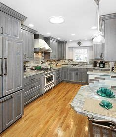 grey stained oak cabinets google search  house