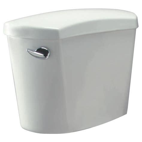 zurn 1 6 gpf single flush pressure assist toilet tank only