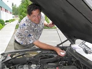 Checking Automatic Transmission Fluid Level