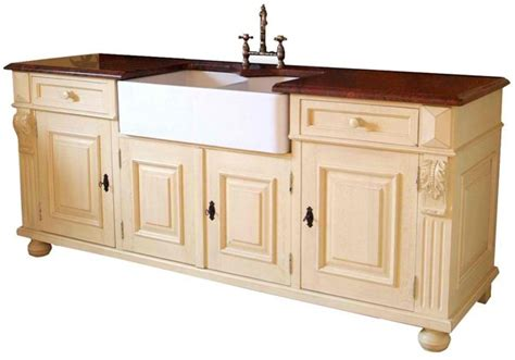 free standing kitchen sinks 20 wooden free standing kitchen sink home design lover