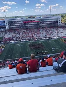 Maryland Stadium Interactive Seating Chart