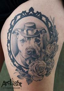 1000+ images about Dog Tattoos on Pinterest | Animal ...