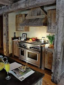 rustic cabinets design ideas home design garden With barn wood style kitchen cabinets